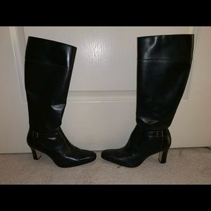 Ralph Lauren Elbert's Leather Boots